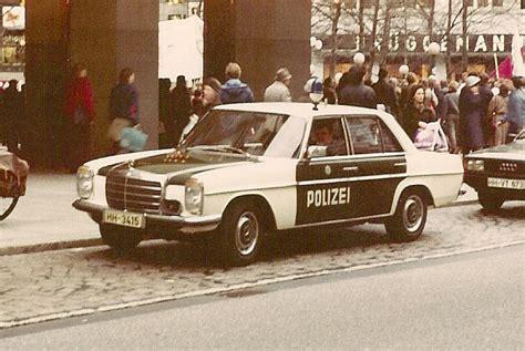 Minichs Mercedes 200 Polizei fustw mercedes 200 8 der polizei hamburg