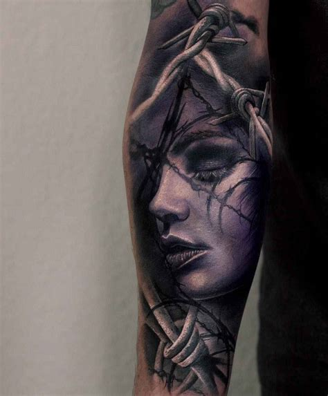 tattoo magazine artist sam barber united kingdom inkppl