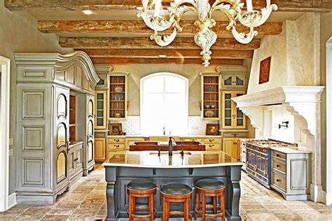 french provincial kitchen cabinets custom made french provincial kitchen by wood works fine