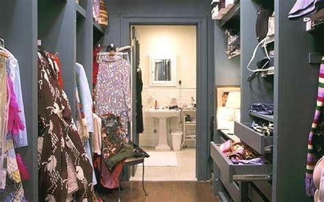 cabina armadio carrie l appartamento di carrie bradshaw idee per rinnovare