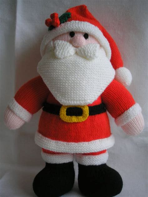 Knitted Dolls And Dolls On