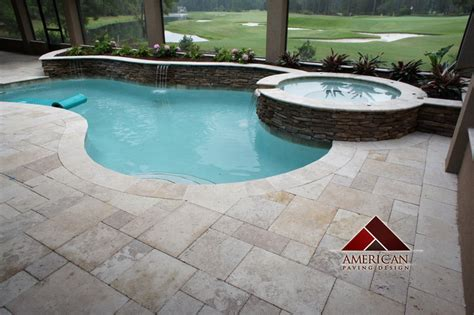 Cleaning Closet Ideas Travertine Pool Deck Images 187 Design And Ideas