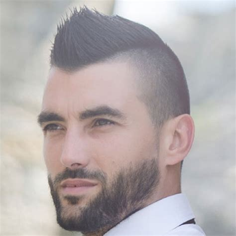 how to harden men hairstyles 30 mohawk hairstyles for men
