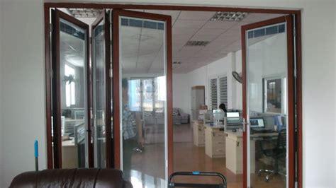Large Folding Glass Doors Large Opening Bi Fold Door Buy Bi Fold Door Large Sliding Glass Doors Folding Door Product On