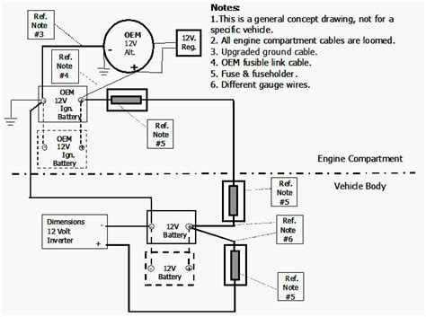 marine inverter wiring diagram 30 wiring diagram images