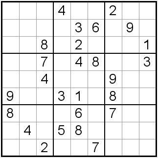 sudoku puzzles intermediate 25 28 number squares sudoku puzzles extra challenging 25 28 number squares