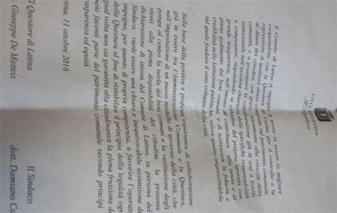 lettere di intenti stop a degrado e dormitori abusivi comune e