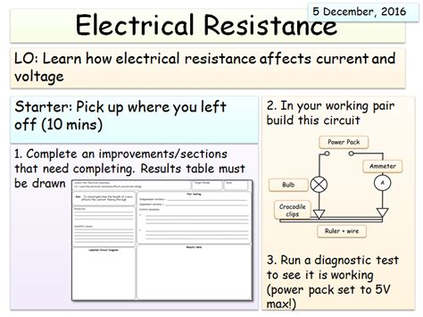 resistor values ks3 what is a resistor ks3 28 images gcse bitesize current and voltage untitled document shu ac