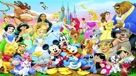 disney animated movie characters disney wallpaper watch 92 years of disney animation in 92 seconds nerdist