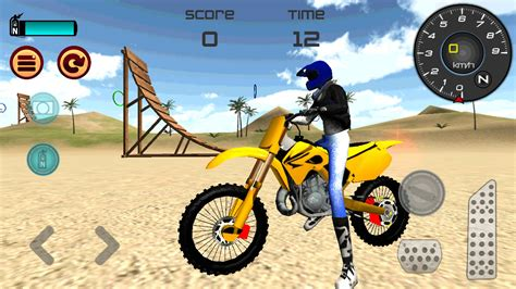 play motocross motocross beach jumping 3d apk free simulation android
