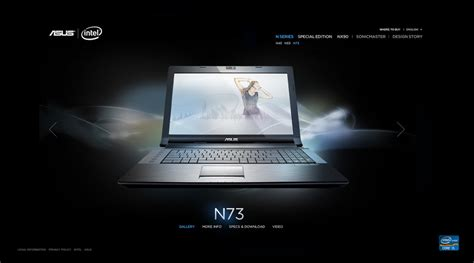 Laptop Asus In Search Of Asus In Search Of Pavel Fernandez I Integrated Creative