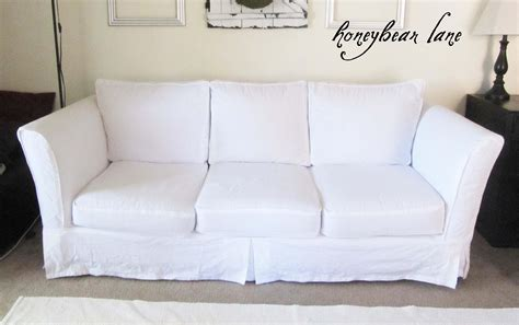 white cotton slipcovers 20 collection of canvas sofas covers sofa ideas