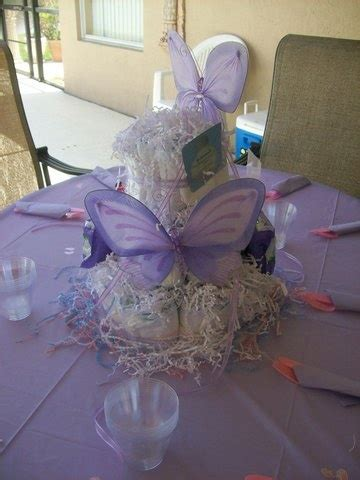 City Butterfly Baby Shower Decorations by Purple Butterfly Cake For Butterfly Themed Baby