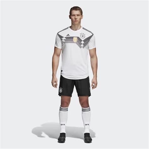 Alemanha Mundial 2018 Camisas Da Alemanha 2018 2019 Adidas Kit