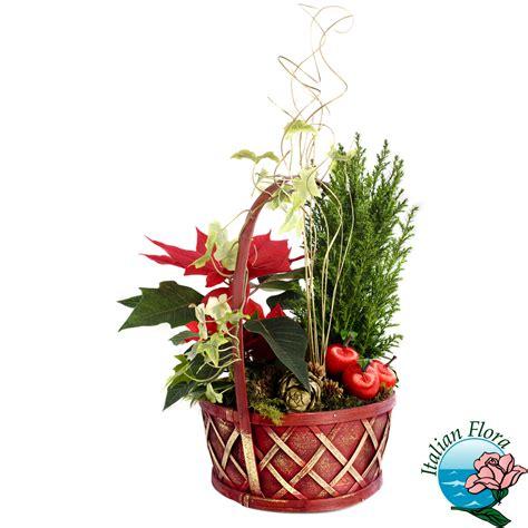 composizione natalizia con candele composizione piante natalizie