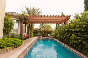 Pergolas custom patio structures
