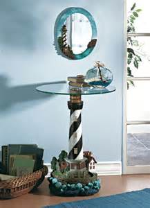 tables lighthouse glass top light table house l