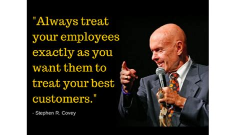 Your Customers Treat Them Well Build Strong Relationships by Richard Branson Quotes Treat Your Employees Image Quotes
