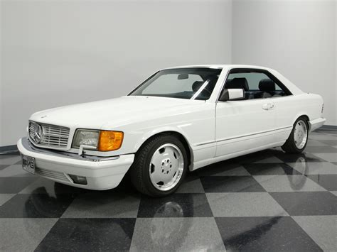 how to learn about cars 1990 mercedes benz s class auto manual 1990 mercedes benz 560sec streetside classics classic exotic car consignment dealer