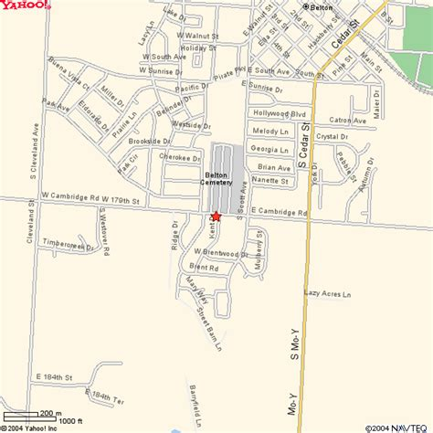 belton texas map owned will map of belton mo one lot on the facilities all images frompo