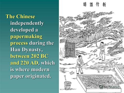 Han Dynasty Paper - quot why started writing books why