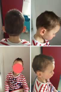 tutoriel coupe cheveux bebe
