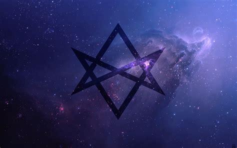 Sweater Bring Me The Horizon Hexagram 1 unicursal hexagram space universe purple bring me the horizon wallpaper no 281741