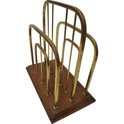 Arts And Crafts Magazine Rack Arts Crafts Magazine Rack By William Tonks