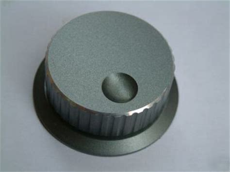 Stereo Knobs by 52mm Dia X 20mm Aluminum S Stereo Knob Knobs