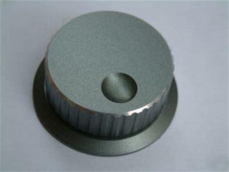 Stereo Knob by 52mm Dia X 20mm Aluminum S Stereo Knob Knobs