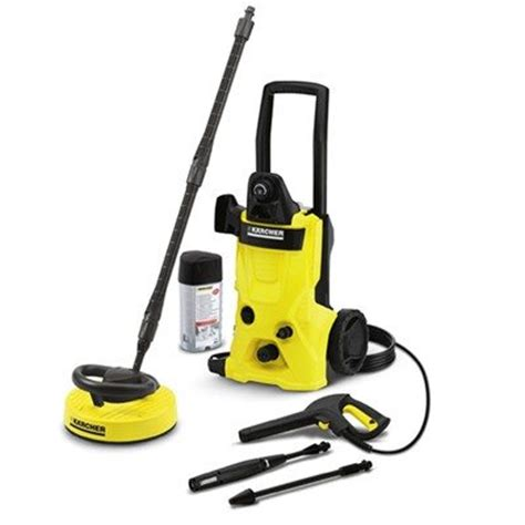 Patio Pressure Washer by Discontinued Karcher K4 600 Pressure Washer T250 Patio