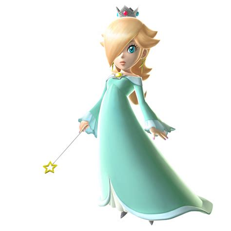 Mario Character Contest Rosalina Publish With Glogster