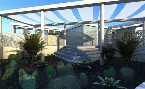 giardino pensile definizione studio grifa prototipi ville lusso qatar