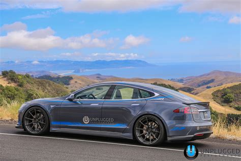 Tesla Aftermarket Official Tesla Model S By Unplugged Performance Gtspirit