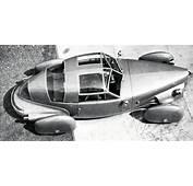 Tasco Prototype By Gordon Buehrig 1948 Part Plane