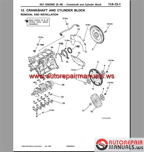 online auto repair manual 1992 mitsubishi chariot transmission control mitsubishi 4g15 engine manual auto repair manual forum heavy equipment forums download