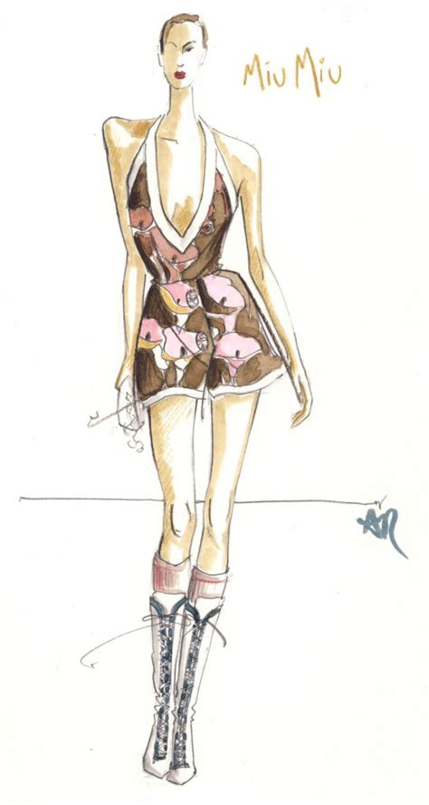 fashion illustration muse fashion illustration