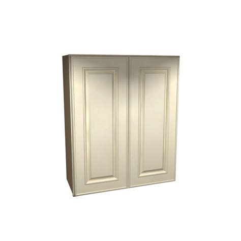 Wall Cabinet Doors Home Decorators Collection 36x30x12 In Holden Wall Cabinet With 2 Doors In Bronze Glaze W3630