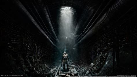 Metro Last Light by Nbrgaming Metro Last Light Limited Edition Features