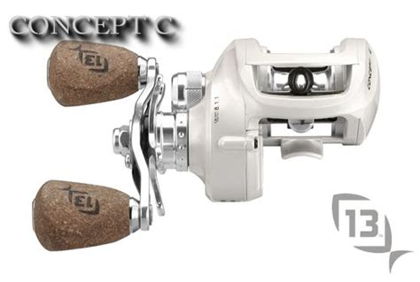 fishing launches    concept baitcasters