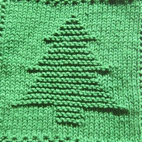 christmas tree knitting pattern dishcloth christmas tree knit dishcloth pattern knitting