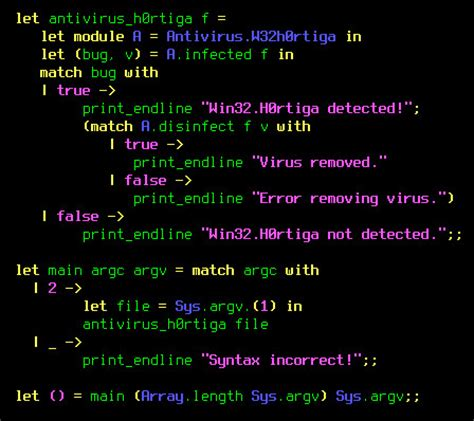 pattern matching string ocaml old habits die hard detecting and removing computer