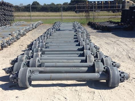 boat trailer axles with electric brakes 12k electric drum brake trailer axle 12000 lb capacity