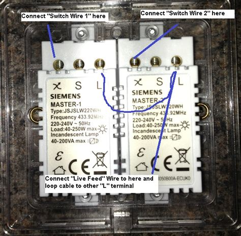how to wire a l electrical how to replace a standard 2 light switch