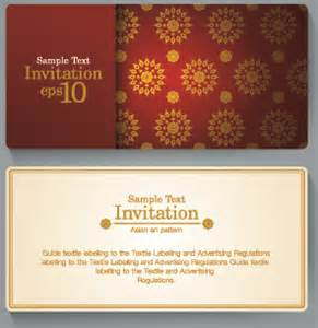 free vector invitation card eps free vector 176 404 free vector for