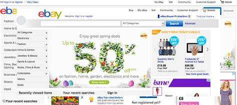 new ebay cosmetic updates launch in the uk tamebay