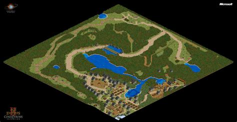 the great empire the great empire r2 age of empires ii the conquerors maps
