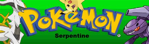 welcome to the pokcommunity demo pokemon serpentine the pok 233 community forums