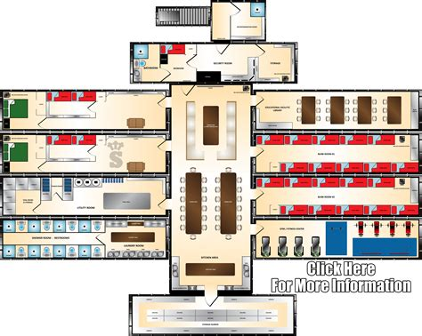 Ultimate Floor Plans Xtreme Series Bunker Complex The General Rising S