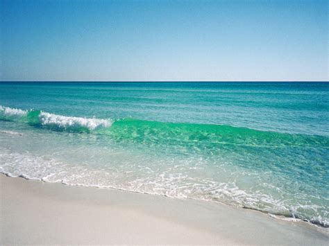 Pensacola Florida Vacation Home Rentals - desktop pictures emerald coast wave 1024x768